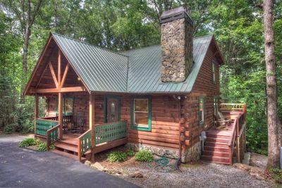 Pinnacle Cabin Rentals Luxury Cabin